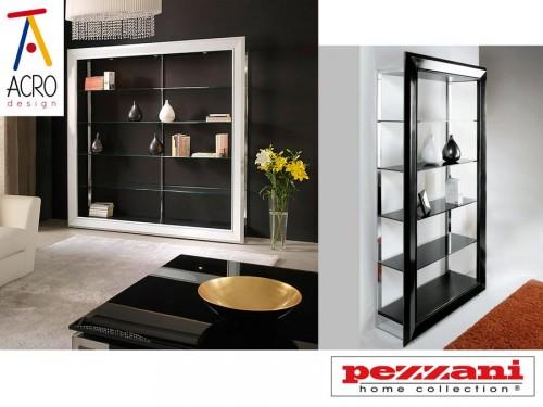 Arredo soggiorno pareti attrezzate pareti divisorie moduli arredo soggiorno mobili a - Mobili porta tv economici ...